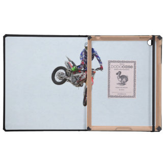 High Flying Motocross Covers For iPad