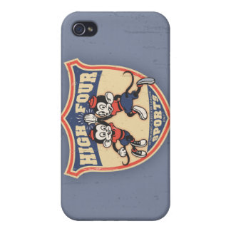High Four Sports iPhone 4 Cover