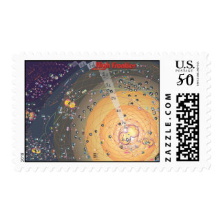 High Frontier Postage