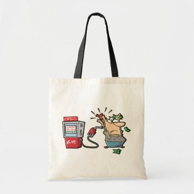 gas prices cartoon. High Gas Prices Cartoon Characters Canvas Bags by Big1011Guy
