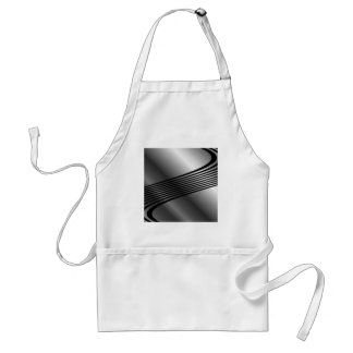 High grade stainless steel aprons