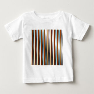 High grade stainless steel bars baby T-Shirt