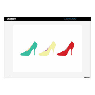 High Heals Decals For Laptops