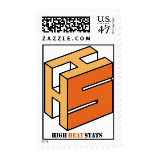 High Heat Stats first class stamps