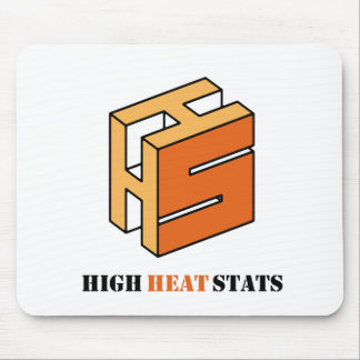 High Heat Stats Mousepad