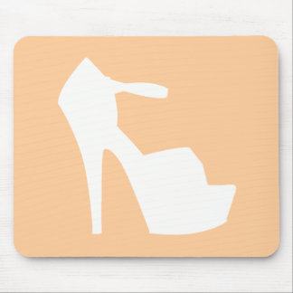 HIGH HEEL - PUMP IT UP PEACHES MOUSE PAD