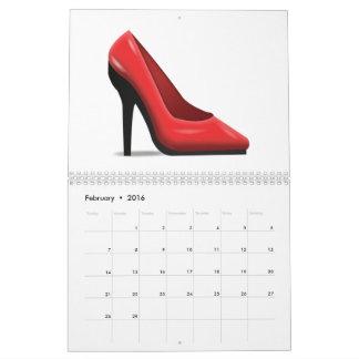 HIgh Heel Shoe - Emoji Calendar