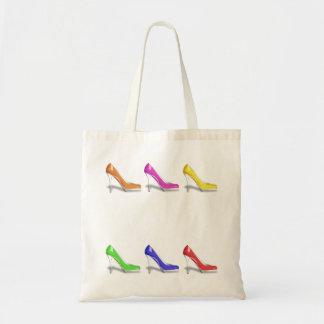 HIGH HEEL SHOES Budget Bag