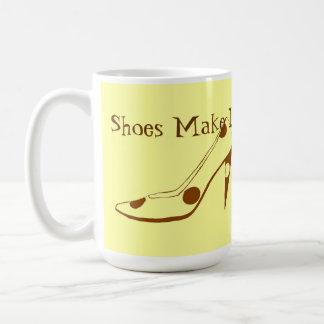 High Heel shoes Make Life Fun Coffee Mug