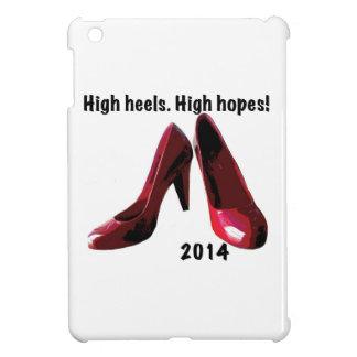 High Heels High Hopes iPad Mini Covers