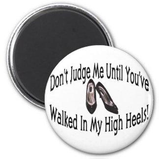 High Heels Magnet