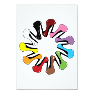 High_Heels_Shoe_of_Every_Color COLORFUL COLLECTION Card