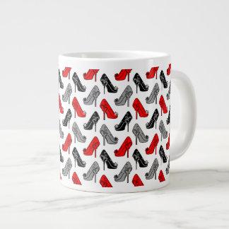 High Heels 20 Oz Large Ceramic Coffee Mug
