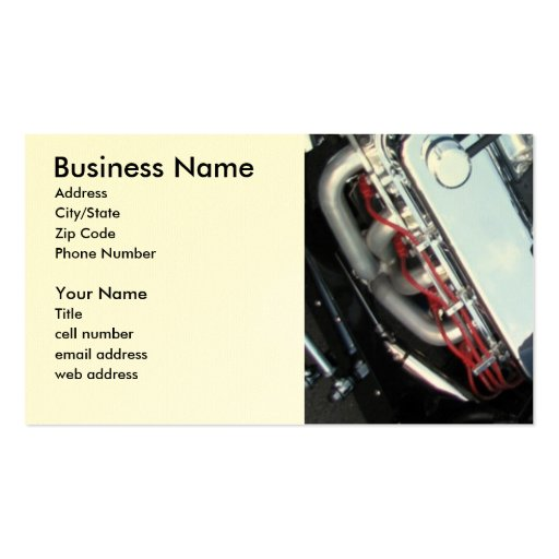 High horse double sided standard business cards pack of for Horse business cards