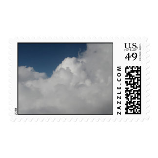 High in the Clouds (2) Postage Stamps