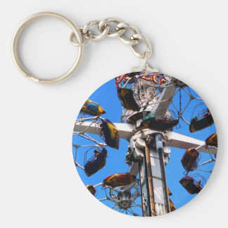 High In The Sky Keychain (Fill)