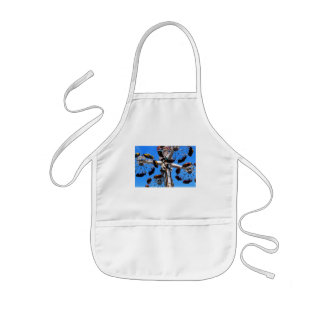 High In The Sky Kids Apron