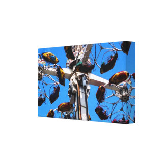 High In The Sky Wrapped Canvas