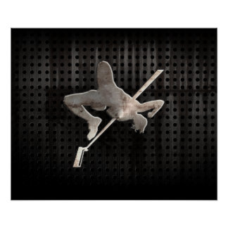 High Jump; Cool Poster