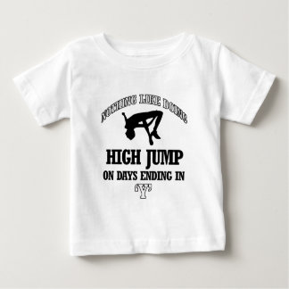 high jump designs baby T-Shirt