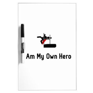 High Jump Hero Dry-Erase Board