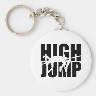 High jump keychain