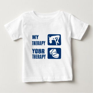 High Jump my therapy Baby T-Shirt