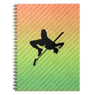High Jump Notebook
