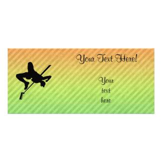 High Jump Rack Card