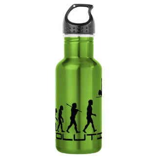 High Jump Sport Evolution Art Stainless Steel Water Bottle