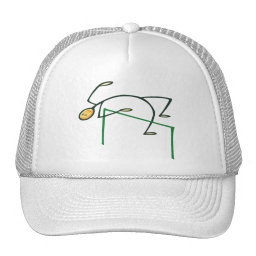 High Jump T-shirts and Gifts. Hat