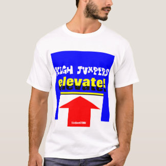 """""""High Jumpers Elevate!"""" T-Shirt"""