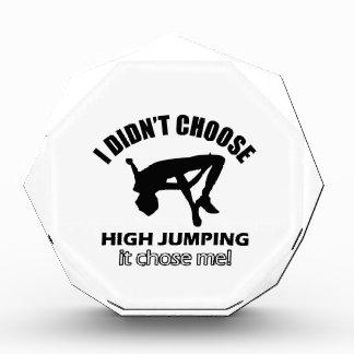HIGH JUMPING DESIGNS AWARD