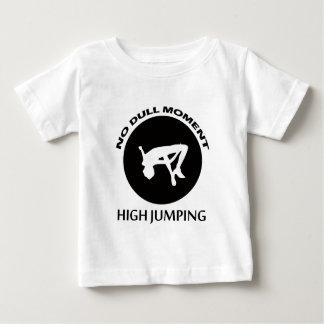 high jumping designs baby T-Shirt