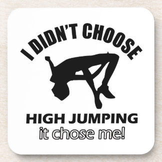 HIGH JUMPING DESIGNS DRINK COASTER