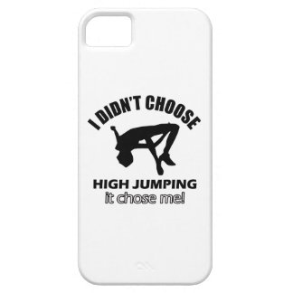 HIGH JUMPING DESIGNS iPhone SE/5/5s CASE