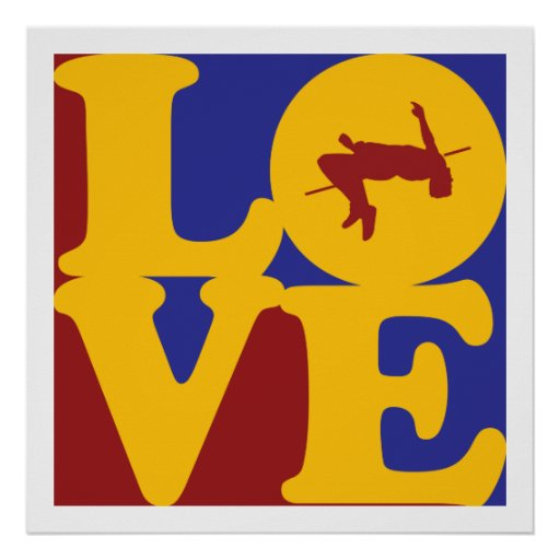 High Jumping Love Poster