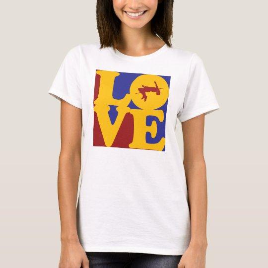 High Jumping Love T-Shirt