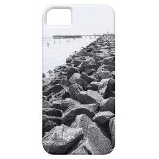 High Key Atlantic Ocean Sea Wall Landscape iPhone SE/5/5s Case