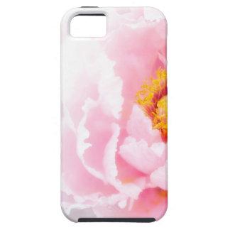 High Key Pink Peony Flower iPhone SE/5/5s Case