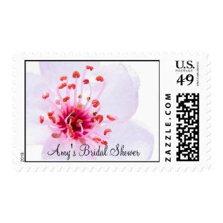 high-key-sakura-blossom-800, Amy's Bridal Shower Postage