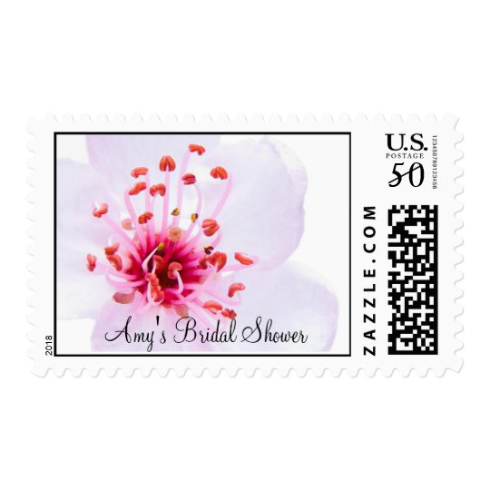 high-key-sakura-blossom-800, Amy's Bridal Shower Postage