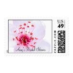 high-key-sakura-blossom-800, Amy's Bridal Shower Postage Stamps