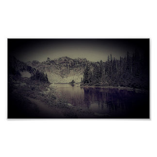 High Lakes Poster
