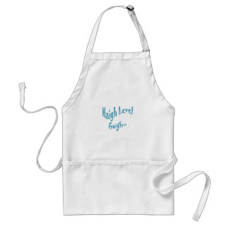 High level Guys Trend Vintage New Year Aprons