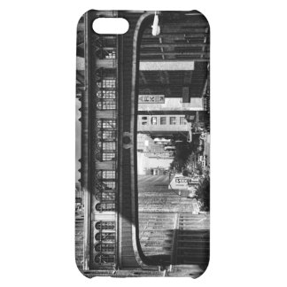 High Line view: National Biscuit Bridge B&W Case For iPhone 5C