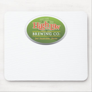 High-Low Brewing Company Mouse Pad