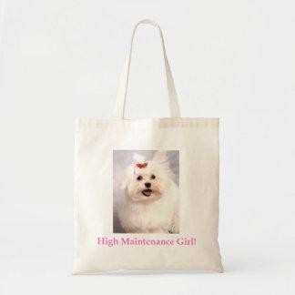 High Maintenance Girl! Bag
