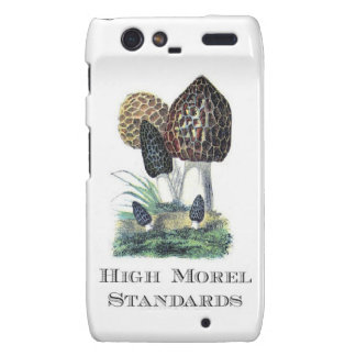 High Morel Standards Droid RAZR Covers