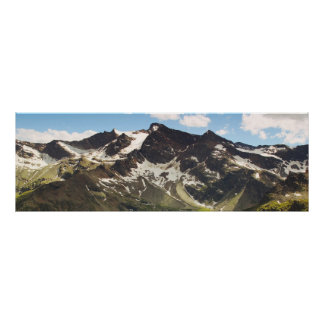 High Mountains Poster